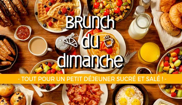 BRUNCHS DU MONDE - Cuisine et vous